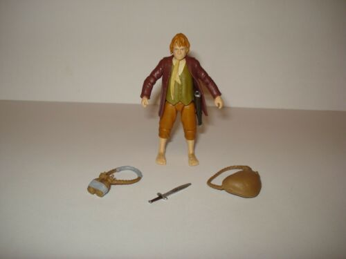 Lord of The Rings Hobbit BILBO BAGGINS 3.75 Action Figure New
