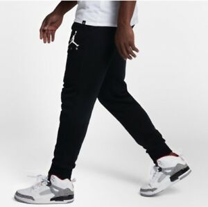 985110dbb1d Image is loading NIKE-AIR-JORDAN-JUMPMAN-GFX-FLEECE-SWEATPANTS-JOGGERS-