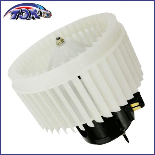 Heater A//C Blower Motor w// Fan Cage For Malibu Pontiac G6 Saturn Aura Hybrid