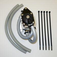 WSM Johnson / 150 / 175 Hp Fuel Pump For VRO 60 Deg V4-V6 W/O Oil 600-156-01