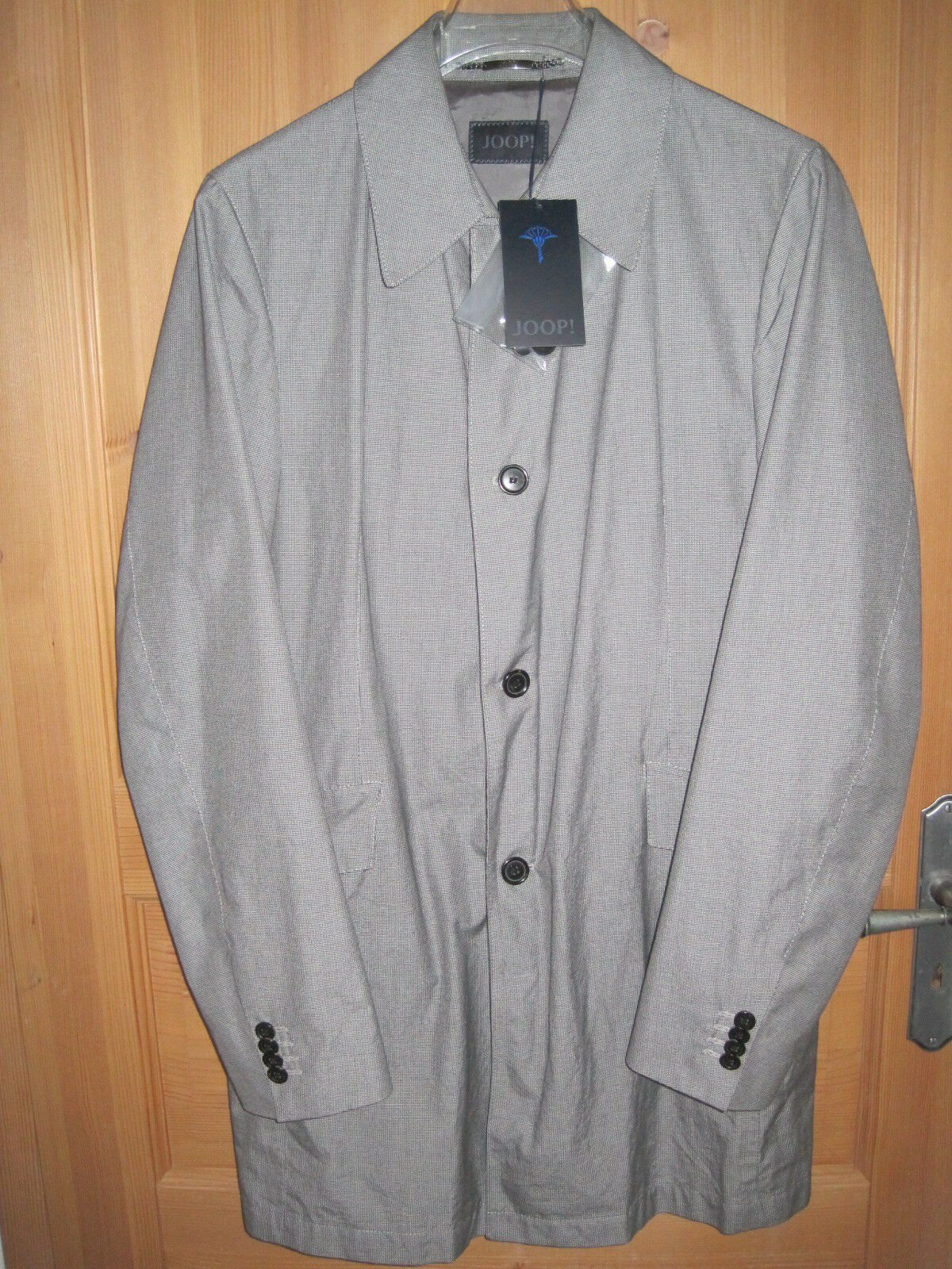 JOOP   Herrenmantel Mantel Trenchcoat Gr. 52 Large - Klassisch - High Quality