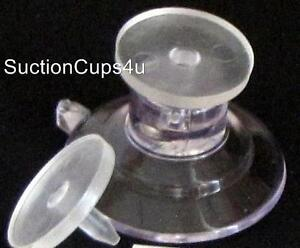 """25 1-1//8/"""" X-Duty USA Small Suction Cup Sticky Label Tack freebie suctioncups4u"""
