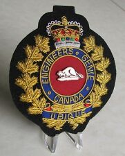 Canadian Armed Forces - The Canadian Military Engineers CME Blazer Badge