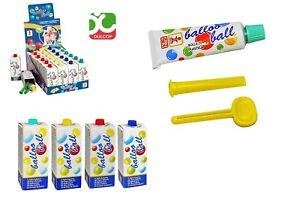 Crystal-Ball-Balloo-Ball-Tubetto-30gr-Bolle-di-Plastica-Dulcop-Cristal-Ball