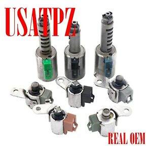 AW55-50SN-RE5F22A-AF33-SOLENOID-KIT-04UP-FITS-NISSAN-ALTIMA-MAXIMA