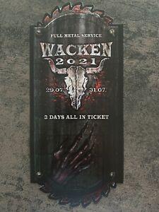 Wacken 2021 Programm