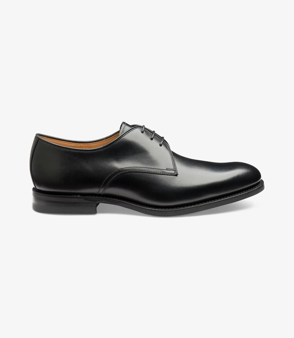 Loake Gable 12.5G in Black - Seconds RRP - BNWOB - BS2
