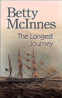 1 of 1 - McInnes, Betty, The Longest Journey, Very Good Book