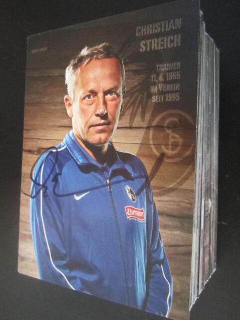 49399 Vladimir Darida SC Freiburg original signierte Autogrammkarte