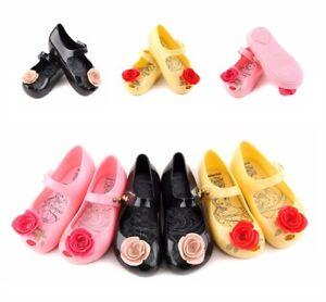 Cute-Kids-Girls-Cute-Mini-Melissa-Shoes-Sandals-Toddler-US-Size-6-11-HOT-SALE