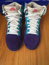 item 2 Nike SB Dunk High Pro Oceanic Airlines Grmn Blue White Blue Size 10  305050 400 -Nike SB Dunk High Pro Oceanic Airlines Grmn Blue White Blue  Size 10 ... 7d3abf72db