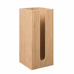 Woodluv-Portarotoli-di-carta-igienica-in-bambu-perfetto-per-il-bagno