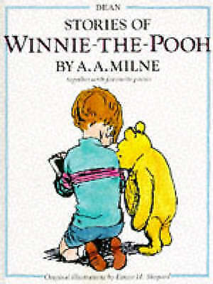 1 of 1 - Stories of Winnie-the-Pooh Together with Favourite Poems by A. A. Milne (Hardbac