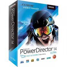 Cyberlink PowerDirector 14 Ultra - Brand New!