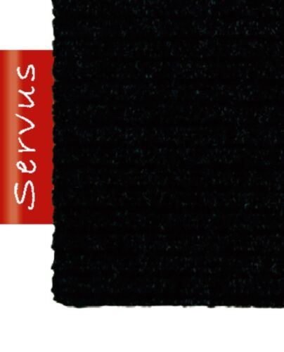 Fußmatte Türmatte Fußabtreter Schmutzfangmatte  SERVUS Artikel-Design