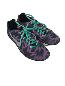 Nike-Women-039-s-Purple-Black-Free-TR-Fit-3-Lace-Up-Running-Shoes-Sz-6-5