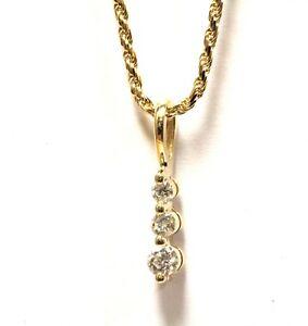 14k-yellow-gold-20ct-diamond-3-stone-pendant-rope-chain-necklace-4-8g-18-034