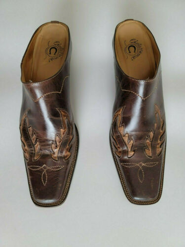 Charlie 1 Horse Womens 10B Lucchese Western/Cowboy