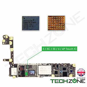differently e4a0b 4d9c2 Details about U2401 White Touch Digitizer IC BCM5976C1KUB6 Chip For iPhone  6 iPhone 6 Plus +