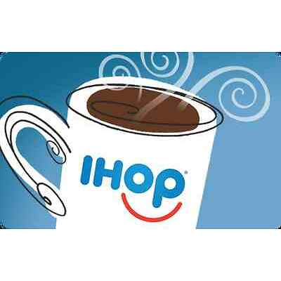 $10 / $25 / $50 IHOP Gift Card - Mail Delivery