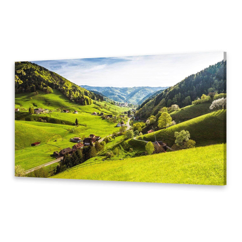 - Tela Immagini Immagine Parete stampa su canvas stampa d'arte Bergdorf
