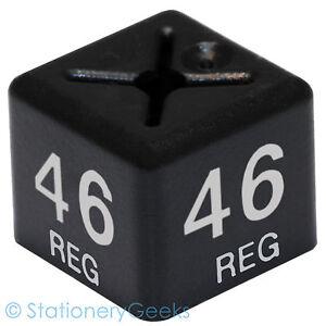 50 Coat Hanger Size Cube Menswear Jacket Size 46 REGULAR BLACK Mens Garment UK