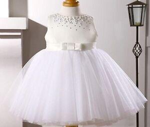 FLOWER-GIRL-DRESS-BUTTERFLY-WHITE-UK-STOCK