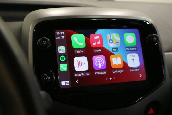 Toyota Aygo 1,0 VVT-i x-pression x-shift billede 7