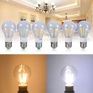 E27-12V-3-4-6W-COB-LED-Filament-Bulb-360-Degree-Bright-Light-Lamp-Long-Lifespan