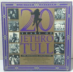 Jethro-Tull-20-Years-of-Jethro-Tull-CASSETTE-BOX-SET