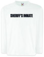 "Größe 104 Kid/'s Shirt 5341 /""Sheriff/"" Kinder T-Shirt 1 Stück gelb//braun"