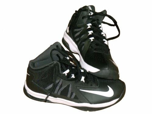 Youth Shoes NIKE AIR MAX STUTTER STEP 2 GS Black white 5,6,6.5,7 Y  8616