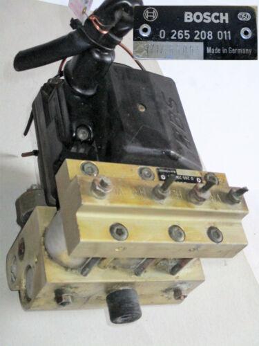 ABS Bloc Hydraulique Bosch 0265 208 011 opel vectra B CALIBRA hydroblock