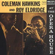 COLEMAN HAWKINS And ROY ELDRIDGE At The Opéra House FR Press Verve 2304 432 LP