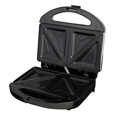 2-Scheiben Toaster Brotröster metallic rot Brötchenaufsatz Cool Touch Neu*14800