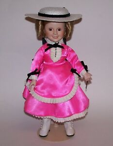 Shirley-Temple-Little-Colonel-Porcelain-Dolls-of-the-Silver-Screen-Danbury-Mint