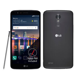 Details about LG Stylo 3 LS777 Boost Mobile Gray 5 7