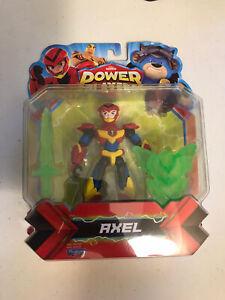 Zag Heroez Power Players Axel/'s Power Sword NEW