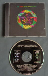 THE SISTERS OF MERCY Greatest Hits Volume One A slight case of overbombing CD EU