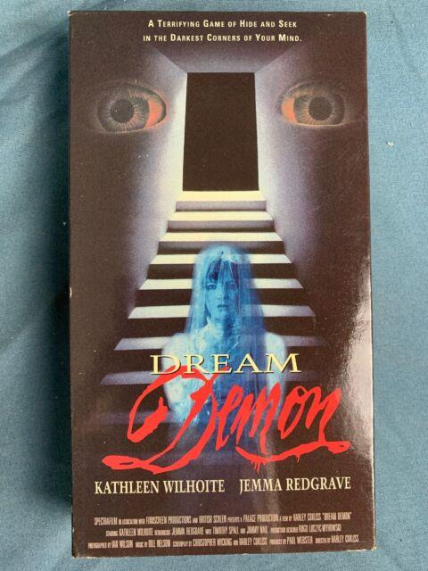 Dream Demon (VHS, 1993) for sale online | eBay