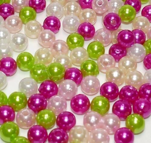 5000 2000 250 50 200 500 1000 10000 Perlen 8mm PerlenMix Frühling 100