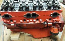 1966 SS chevy2 II nova 283engine block ss Chevrolet raised filter pad original