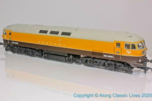 Heljan 4000 00 Gauge, Brush Prototype 4000HP Co-Co Diesel loco, HS4000 'Kestrel'