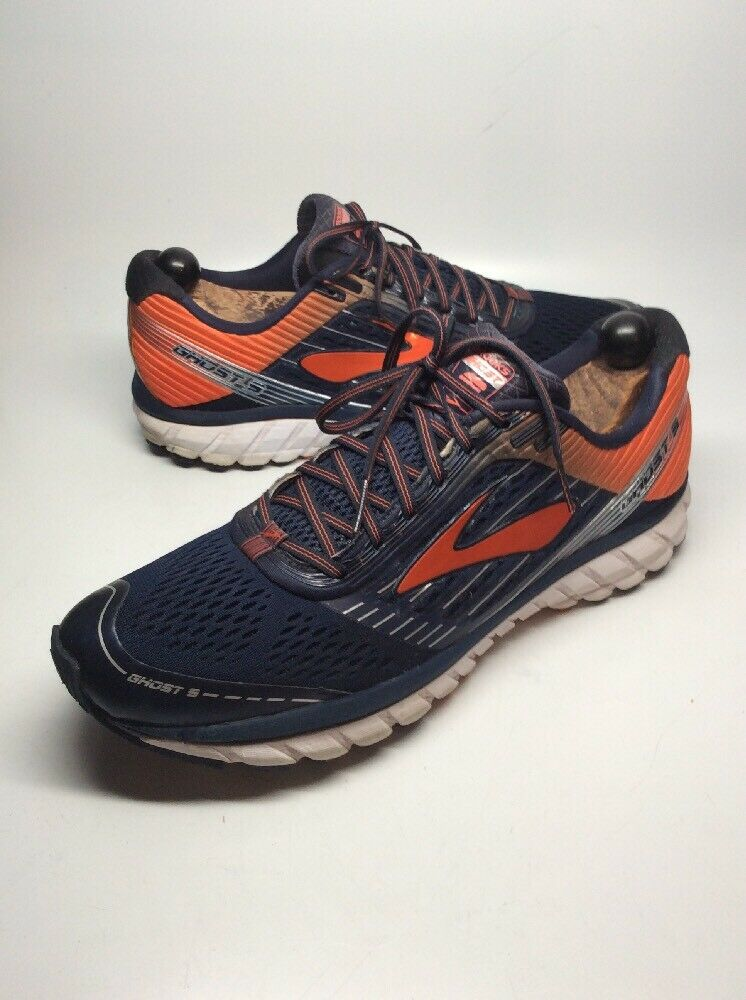 Brooks Ghost 9 Running shoes Men Size 12 1 2 Nice