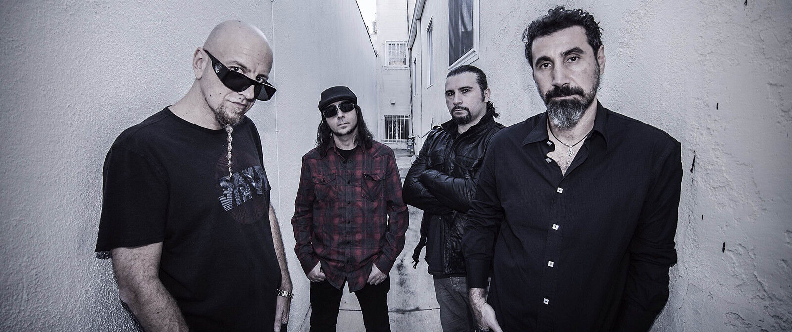 System of a Down with Incubus, At The Drive-In and More