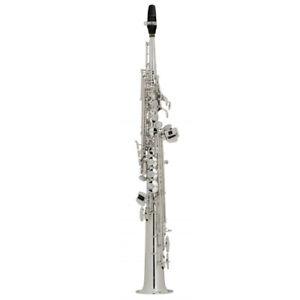 Selmer Paris Model 51JS 'Series II Jubillee' Soprano Saxophone BRAND NEW