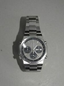 SEIKO-Quartz-Chronograph-Sports-100-Mens-Wristwatch-with-Band