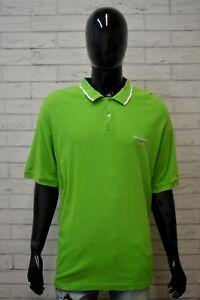 RALPH-LAUREN-Polo-Uomo-Taglia-Forte-Shirt-Camicia-Maglia-Manica-Corta-Size-Big