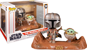 The-Mandalorian-with-The-Child-STAR-WARS-Funko-Pop-Vinyl-New-in-Box