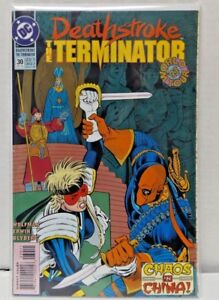 November-1993-DC-Comics-Deathstroke-The-Terminator-World-93-Tour-Chaos-In-China